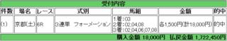 【馬券】<10月14日 俺の三連単【三】>.png